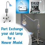 Part Exchange your old lamp for a Newer Model