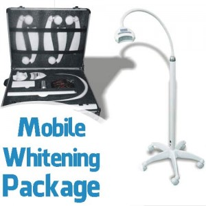 Mobile Whitening Package